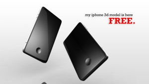 FREE iPhone 3D model by eEl886