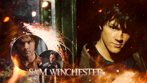 Sam Winchester by ScreamingRomeo