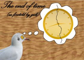 The End Of Time As Foretold By Gull by Ruth-1