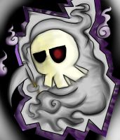 Duskull by Stab-The-Frog
