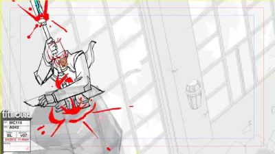 Motorcity 114 Rough Animation by Guts-N-Effort