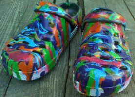 Awesome Shoes by Veesha