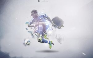 Drogba // wallpaper // sC ft AdemDesign. by epro-creative