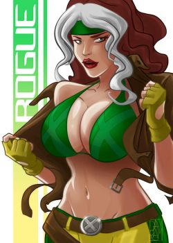 Rogue by HEAD--SHOT