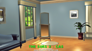 The Sims 3 - CAS (Create a Sim) - XNALara by JhonyHebert