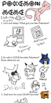 Pokeyman Meme by Aruesso