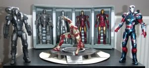 Updated Hall of Armour Display by pwarner184