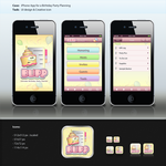 Mobile App Design by instantsoul