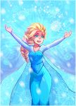 Elsa Cold Heart by KazeAi7