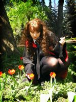 Hermione Granger Cosplay by Damian-Damian