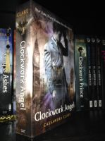 Infernal Devices: Clockwork Angel  - Book by Horsey-Luver450