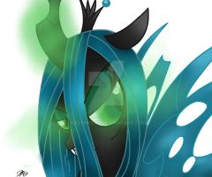 Changeling Queen by KateMochi