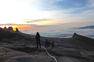 The Kinabalu Series - A Spiritual Journey by RakelClark
