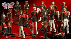 Final Fantasy Type-0 Wallpaper by Xeclarm
