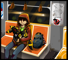 Subway Ride by RED-Undead