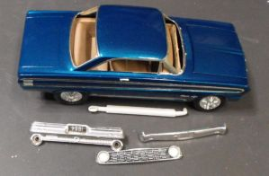 64 Ford Falcon update by falcon01