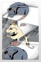 rats in a lab: page 18 by mechanicalmasochist