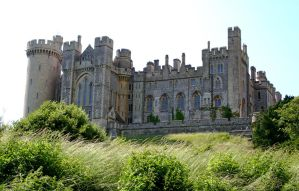 Stock - Arundel Castle 1 by OghamMoon