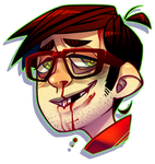 BLEED ME by Krooked-Glasses