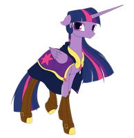 Armored Pony Project: Twily.png by JazzyBrony