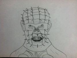 hellraiser by sideshowricky