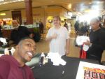 My encounter with NBA's Dwight Howard by Sephy90