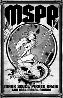MSPR - Mark Skull Pirate Radio - Demoness Frazetta by luvataciousskull