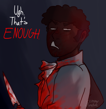 Wow Yandere James Madison by Crummy-Juncture