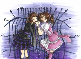 Lolitas -Me and Cleon- by nuxi-chan