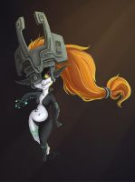 Midna by MostTraumatic