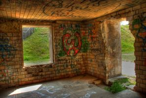 Hdr Forts 4 by coog7444