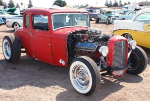 Hot Rod Ford-2 by StallionDesigns