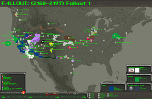 World of Fallout: 2160-2197 by DeusIX