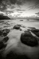 Sleepy Waters by The Cape B-W by fazz1977