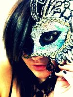 Welcome To The Masquerade, Darling by XvictoryXvenomX