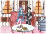 tea time - commission by Alicia08