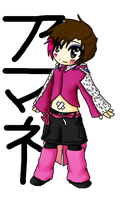 Frogs: Chibi - The Pink One by elven-meito