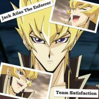 Jack Atlas Wallpaper: ~Jack The Enforcer~ by XxXxRedRosexXxX