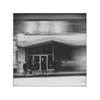 279 Bus Stop by cameraflou