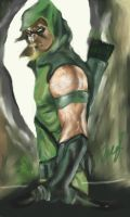 Green Arrow by YETI000