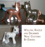 'Real' Customs by Eiriel