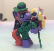 Riddler Blind Bag Custom by NerdyMind