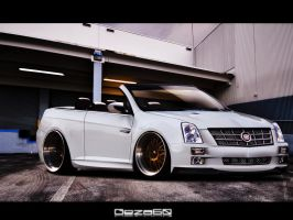 Cadillac STS'08 by Geza60