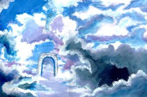 Sky Gate by TaraLIGHT