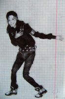 Michael Jackson Sketch 1 by szucia