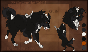 STS Dog - Crush by ShockTherapyStables