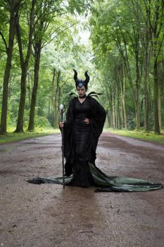 Maleficent20 by Valerie-Mrosek-Stock