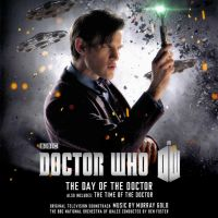 Doctor Who: The Day of the Doctor - 11th Cover OST by DoctorWhoSoundtracks