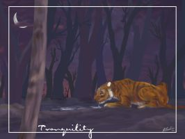 Tranquility by Alecat
