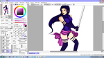 [WIP] Psionic Ninja by BlizzardCaster